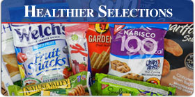 Healthier Selections