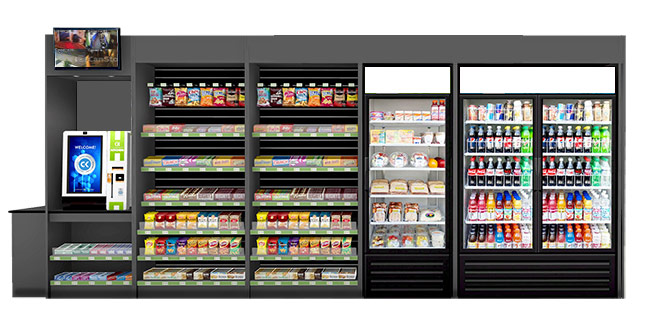 Markets enterprise refreshment solutions for Kitchen company