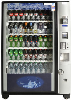Cold Beverage Vending